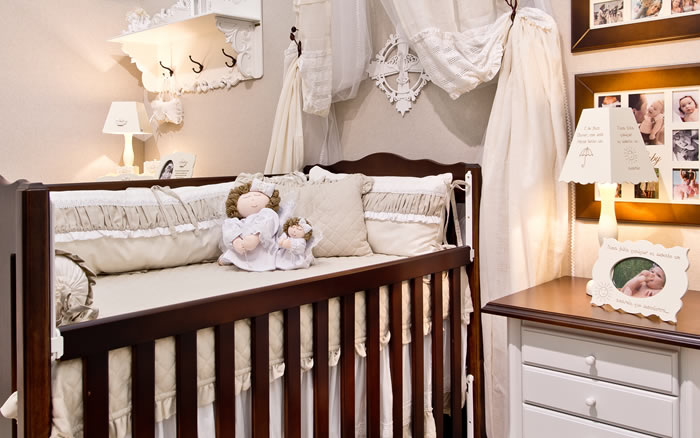 Como projetar o quarto do bebê + 5 quartos incríveis para se inspirar