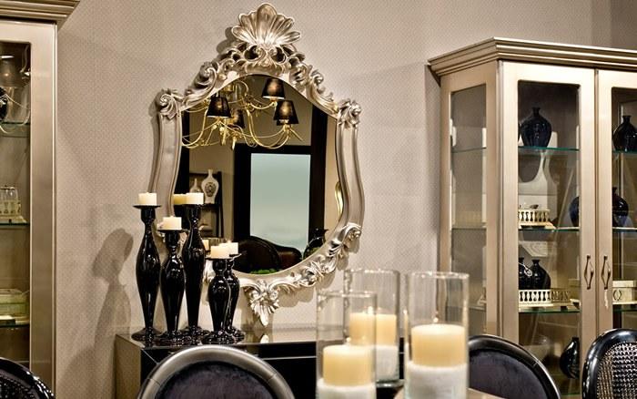 Decoração com Espelhos Provençais