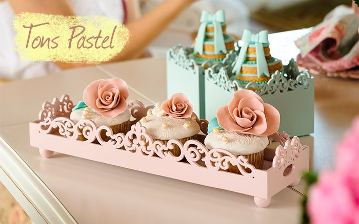 Como usar os tons pastel na decoração?