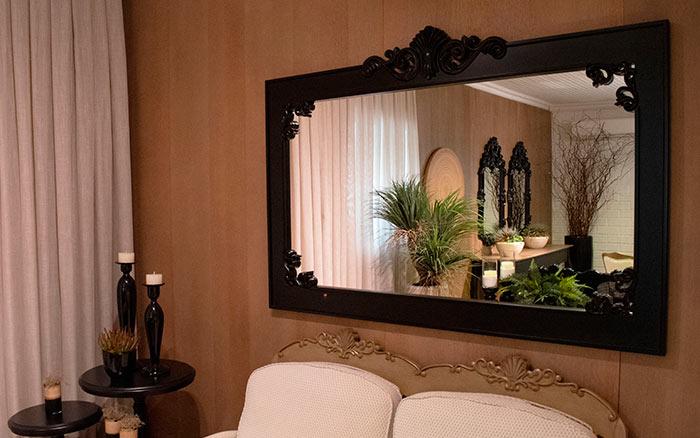 Espelhos: História, Sofisticação e Versabilidade em uma só peça