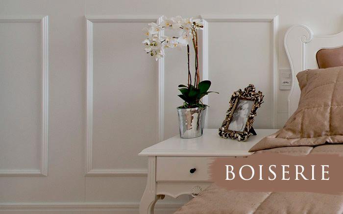 Você conhece a tendência da Boiserie?