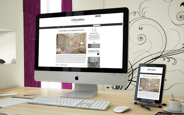 Bem-vindo ao Blog Chateau Blanc