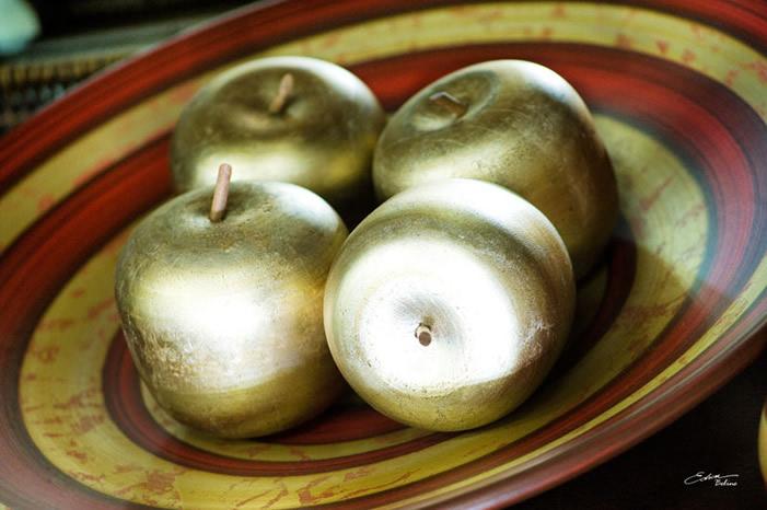 Fruteira de Cerâmica