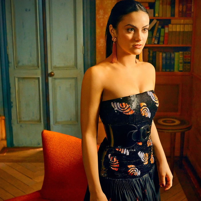 Camila Mendes, atriz da série Riverdale