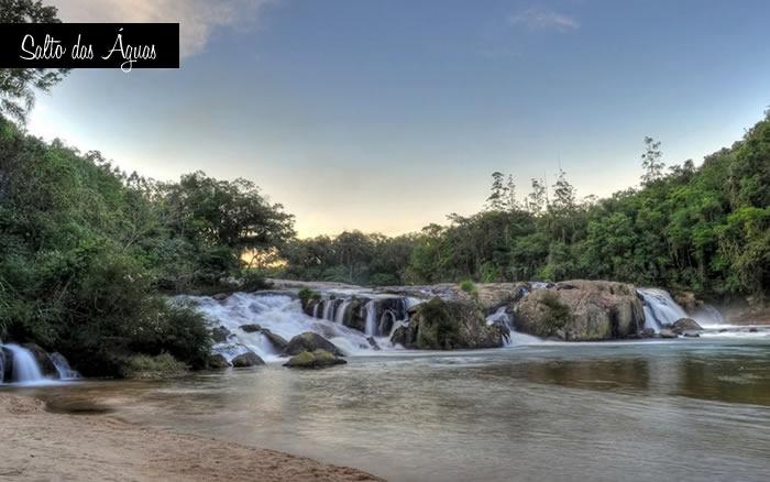 Cachoeira Salto das Águas