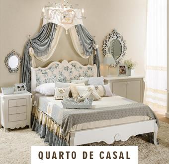 Móveis Provençais Quarto de Casal