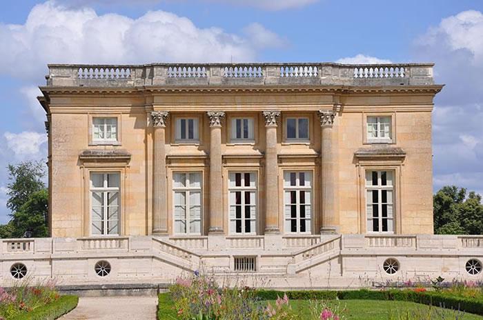 Pal�cio Trianon - Neoclassicismo