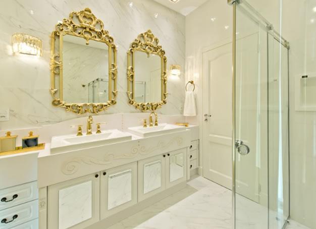 Banheiro Neocl�ssico