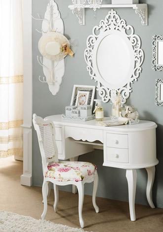 Espelho Branco