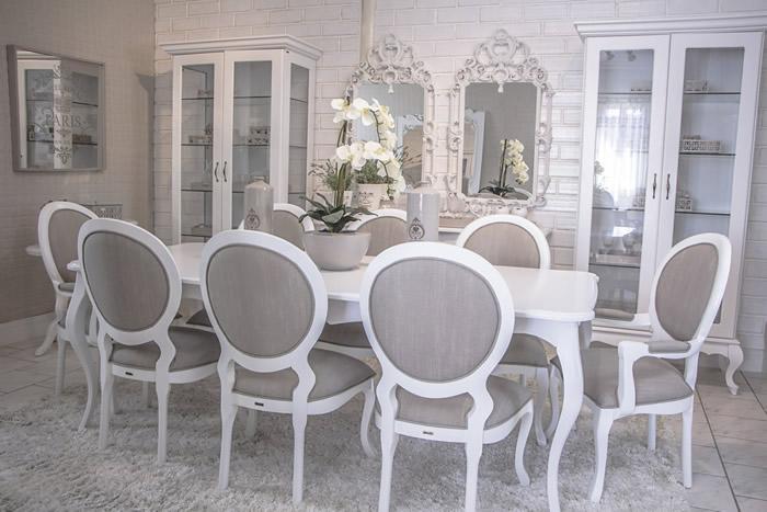 Sala de Jantar Clássica