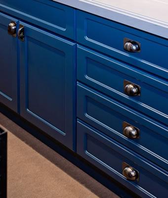 Cozinha Floresta Negra (Azul)