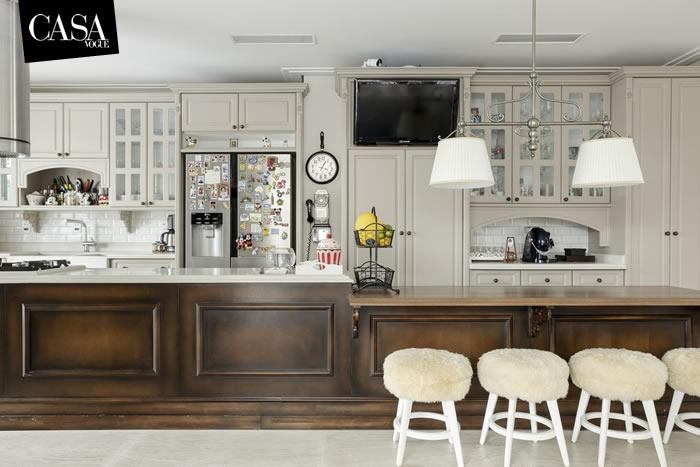 Cozinha planejada clássica - Marcos, Dupla Marcos & Belutti