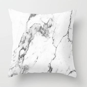 Almofada Mármore Carrara