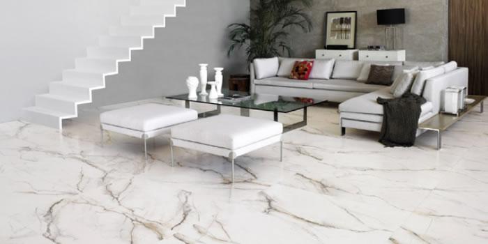 Bancada Mármore Carrara Cozinha