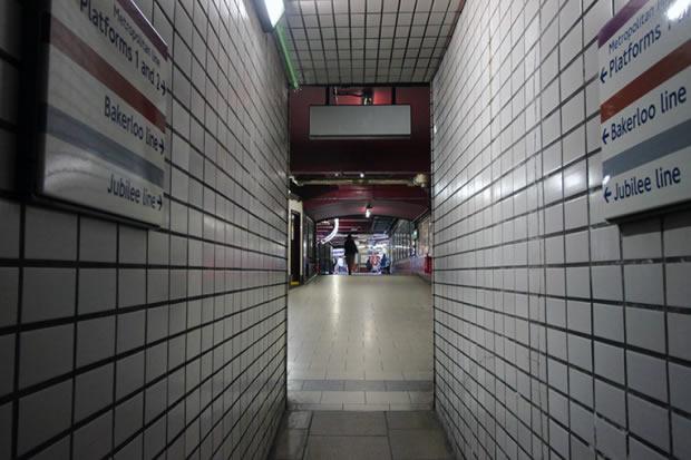 Paredes do Metrô