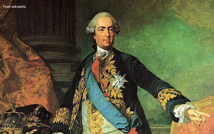 Rei Lu�s XV