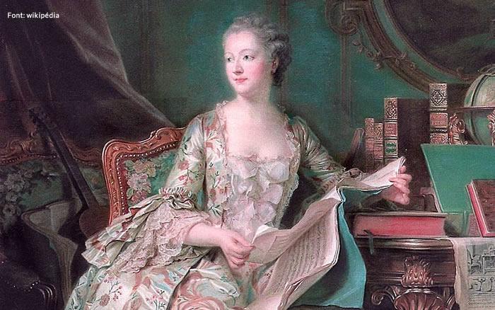 Madame de Popadour
