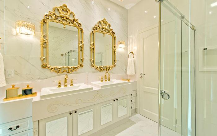 Banheiro Luxuoso