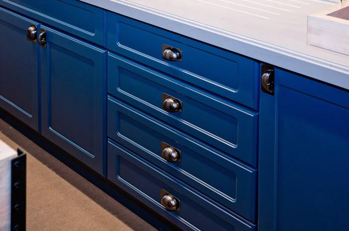 Cozinha Azul Kleiner Schein