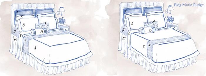 Desenho Cama