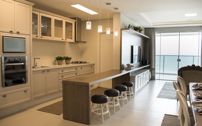 Cozinha Clássica Planejada